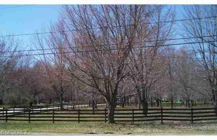 $109,900 Build your dream home on this gorgeous level, wooded lot!