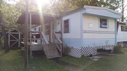 $11,500 Mobile Home