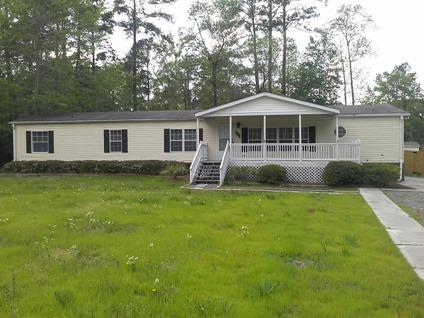 $120,000 Manufactured Home With Land