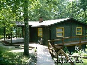 $123,900 10+ Acres and a home in the woods