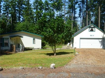 $150,000 Great Home on Shy 1/2 Acre - Garage with Loft to finish