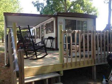 15000 Big Long Lake Mobile Home And Pontoon