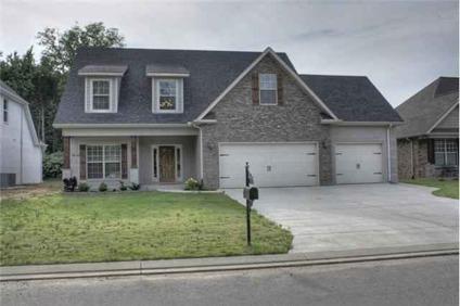 $208,480 Murfreesboro 3BR 3BA, AMAZING CUSTOM HOME PRICED BELOW COMPS