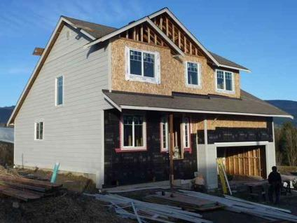 $224,950 Introducing Gateway Heights, new homes in Sedro Woolley! Upscale Craftsman-style