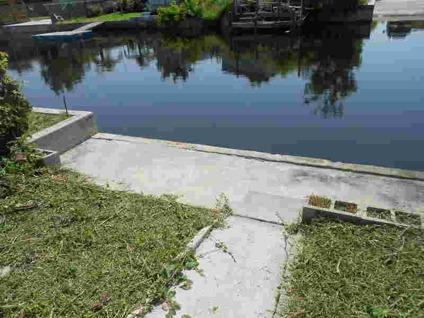 $25,000 Hudson, Waterfront, Gulf access, paved driveway and a