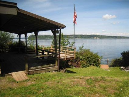 $290,000 Waterfront Home