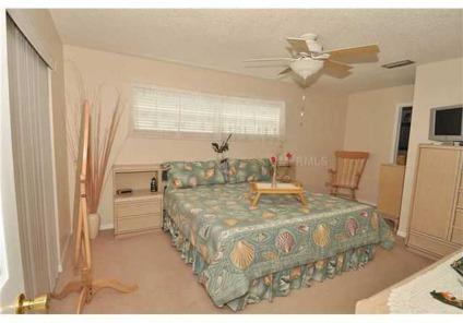 $400,000 Apollo Beach 3BR 2BA, 100 ft of wide wide WATERFRONT on