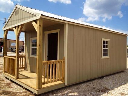 $5,325 12 X 24 Cabin