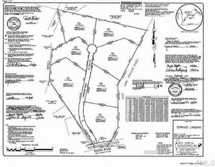 $69,900 Wooded lake front lots located in a small cul-de-sac community.