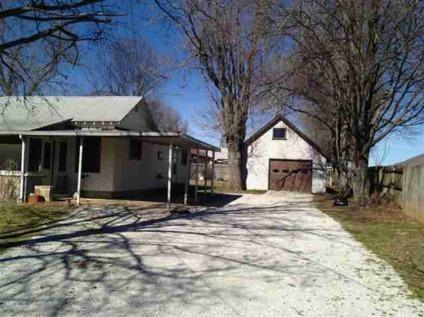 $79,900 Older home with nice updates. Newer high efficiency (95%)furnace, central A/C