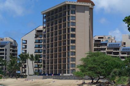 $8,500 Ocean View Studio at Kahana Beach Resort in Maui Hawaii - Timeshare