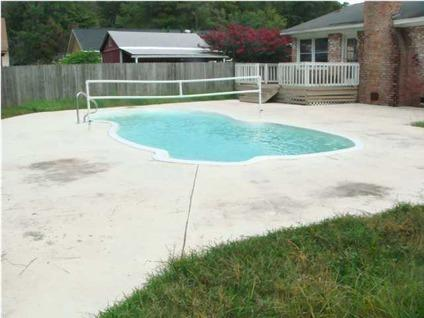 $94,900 Summerville Three BR Two BA, ** Inground Swimming Pool ** Poolhouse