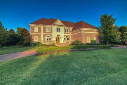 $985,000 Murfreesboro 5BR 7BA, CUSTOM BUILT HOME HAS IT ALL