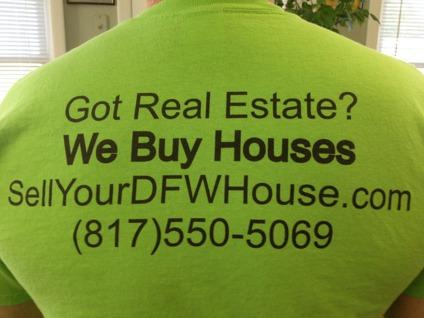 INSTANT CASH!!!!! For Your House- We Buy Houses