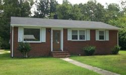 Welcome home to this bright and well maintained home in richmond! Pollard has this 3 bedrooms / 1 bathroom property available at 2815 McLeod Road in Richmond, VA for $106000.00.Listing originally posted at http