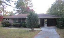 Great location- a short walk to the Sawmill Branch Walk / Bike Trail and downtown Summerville. This home features hardwood flooring throughout except baths. Being sold as is where is. For sale by agent/broker.