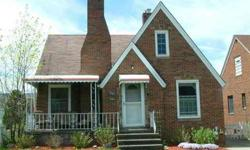Solid all brick bungalow! All appliances are included! James Maher has this 3 bedrooms / 2 bathroom property available at 6404 Doncaster Avenue in North Royalton for $109000.00. Please call (440) 572-1200 to arrange a viewing.