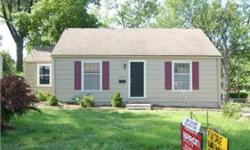 Ranch home in a great area with a finished basement. Updated kitchen and bath. Nice deck for backyard enjoyment,