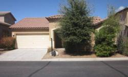 Wow, dont miss out on this great lender owned 3 bedroom home! It features br and new carpet & paint, great room floorplan, vaulted ceilings, double sinks in master bathroom, cabinets in laundry room and a rear covered patio.For more info and pictures, or