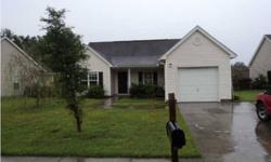 Make this House in Wescott Plantation Your New Home. 3 bedrooms and 2 full baths. Family room has fireplalce and sliding glass doors that open to back screen porch. Nice size kitchen with dining area. Home has just been painted and new carpet/vinyl