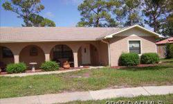 A beautiful open inground pool with brick pavered deck was placed in oversized backyard in 2007. John Adams is showing 102 Pine Cone Court in Daytona Beach, FL which has 2 bedrooms / 2 bathroom and is available for $117500.00. Call us at (386) 258-5500 to