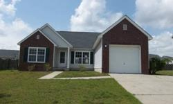 This would be a great place to call home! Three bedroom home with an open floorplan is perfect for entertaining. There are sliding glass doors off the living room to the patio overlooking the back yard. Great opportunities like this do not stay around