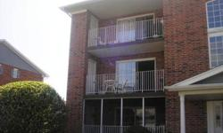 Fantastic 2nd floor condo w/2 bedrooms & 2 baths. Large living room & kitchen w/oak cabinets, pantry, snack bar. Hardwood laminate floors. In unit laundry w/cabinets and lndry tub, 1 car garage, balcony, move in ready! Quick close ok, not a short sale. No