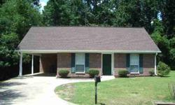Take a look at this wonderful brick home with 3 bedrooms, 2 baths, an open great room and dining with kitchen bar area. Crown molding throughout and lots of closet storage. Call Sharon Pompelia at 601-483-4563 for more information.Listing originally