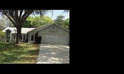 Short Sale. Lovely 3/2 pool home located in a great community. Home features beautiful hardwood floors, large ceramic tile in wet areas, and carpet in bedrooms. Kitchen includes breakfast area with a lovely bay window, split bedroom plan, large back