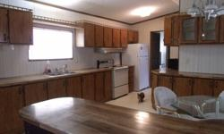 14x60 1988 Southern Lifestyle Mobile Home for sale in Conway Acres 2 Bedroom, 2 bath (Master has a garden tub)Partially FurnishedFenced in backyard with backdoor access, access to ponds on property for fishing or enjoying with your dogLaminate flooring