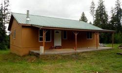 Stylish single level home nestled on five beautiful acres. Mia Suchoski is showing 737 Willow Loop Road in Fernwood, ID which has 2 bedrooms / 1 bathroom and is available for $120000.00. Call us at (208) 245-2345 to arrange a viewing. Listing originally