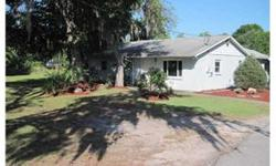 Great opportunity for either investment or inlaw situation. Three bedroom Pool home main house with a 1 Bedroom Efficency unit on 1 acre with water view. Current tenants would like to stay. Well maintained property Pool fully screened, larg e patio