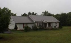 Well built home with metal roof on one acre lot! Open floor plan allows everyone to be together while they dine, watch television or cook! LeAnne Carswell is showing this 3 bedrooms / 2 bathroom property in Inman, SC. Call (864) 895-9791 to arrange a