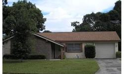 Bayonet Point, Beacon Woods Village, well-maintained, move-in ready, 2 bed, 2 bath home with many desirable features. Living & dining room combo, adorable galley kitchen with deep sink, garbage disposal, built-in microwave, pantry closet, neutral colo