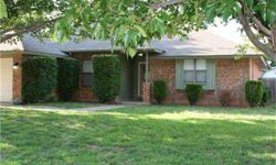 Very well maintain home in Wylie School district. Great living area with a bonus sunroom (13x6). Double sinks in master bath with a garden tub. JennAir range in kitchen and the refrigerator stays. Beautiful yard with a storage building. Listing originally