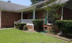 COUNTRY WALK(HC).SPACIOUS 3 BEDROOMS,2 FULL BATHROOMS,WOOD FLOORING IN FOYER, KITCHEN, DINING ROOM & GREATROOM,UPDATED APPLIANCES,SPACIOUS MBR W/WIC,2 INCH CUSTOM BLINDS,COVERED PORCH,FENCED BACKYARD,SECURITY SYSTEM & MORE!Listing originally posted at