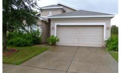Lovely home on pond in quiet newer community located minutes from the Suncoast Park way. This home features a formal dining room, Beautiful kitchen overlooking large family room, split bedroom plan, inside laundry and 2 car garage. PURCHASE THIS HOME FOR