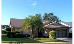 Extremely well cared for 3 bedroom, 2 bath, 2 car garage home in desirable Meadow Oaks Golf Course community. This home features a Great Room with cathedral ceilings, separate formal Dining Room and a Kitchen with bar that overlooks the Great Room. The