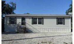 2005 Model Double Wide Fleetwood Mobile Home in Nudist Community. Mobile has an extra bonus room addition 12'x44. Great floor plan with extra den. Immaculate condition. Owner replaced AC in 2010. Well Pump replaced. Septic cleaned yearly. Bedrooms: 2 Full