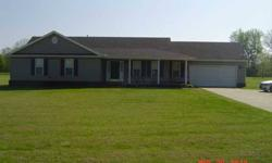 Welcome Home! 3bed/2bath.Master Suite hosts double vanities,garden tub,seperate shower.Spacious Great Rm with Vaulted Ceilings.View wildlife galore from patio.Priced to sell! Listing originally posted at http