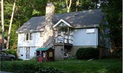 Nicely sized cape cod home on a level in Highland Lakes. Good sized rooms, wood burning fireplace, two levels of living + unfinished basement. Fenced in level yard, not far from Route 23.Listing originally posted at http