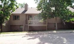 All exterior maintance done by association. Kitchen includes newer refrigerator, elevated serving bar and pantry. Wood burning fireplace (current owner has never used), separate vanity/dressing area and walk-in closet in master bedroom. Drive under two