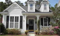 """This charming cottage style home can be yours, with Rocker friendly front porch. Gleeming hardwood flooring greets you when entering. Dining room has tray ceiling and hardwoods. Kitchen has hardwood floors, upgraded 42"""" cabinets, black appliances,"""