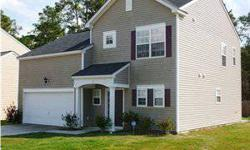 Your new home, this 3 bedroom, 2.5 home offers an open floor plan with gas fire place in the great room. Upstairs there is an enormous (20x16) sunken bonus room, perfect for a media room or play room for the kids. The master bedroom has a beautiful trey