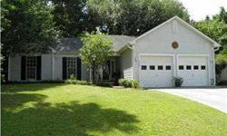OPEN FLOOR PLAN IN QUAINT SUMMERVILLE COMMUNITY. NICE LANDSCAPING, LIGHT POST AND LONG DRIVEWAY CREATE AN INVITING CURB APPEAL. BIG FAMILY ROOM WITH A WOOD BURNING FIREPLACE THAT'S FLANKED BY WINDOWS. THE FAMILY ROOM FLOWS INTO THE DINING AREA WHICH HAS