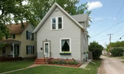 West Blvd Charmer! Historical District Property. Well cared for home with many updates. Hardwood floors, new vinyl window '08 sliding glass door '10, some new flooring. Gas fireplace in living room. 9x24 laundry/storage. Buyer to verify all data. Water