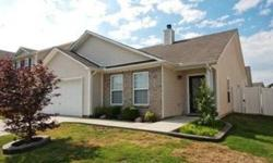 You will be amazed at the upgrades found in this like new home. Attention has been given to every detail from the large backyard with vinyl privacy fence to the beautiful landscaping. And on the inside you will find hardwood and tile floors, upgraded