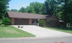 Established neighborhood! Home features a safe room with extra locks. Large yard with mature trees. Just minutes to downtown, schools, etc. Home warranty & 10K property!Listing originally posted at http