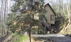 3 Level Chalet in Chalet Village. All new paint and Carpet. Very large and charming. 2 woodburning fireplaces and bonus room... Priced $30,000 below tax appraisal.. Must see to appreciateListing originally posted at http