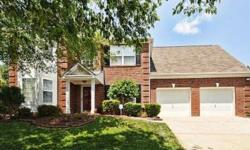 NEW PRICE.....Great Open Floor Plan,beautiful 2 story Great Room w/fireplace & NEW carpet